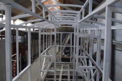 … and the body frames of carriage No. 24 are (very nearly) all white now!