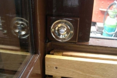 … and Charles has fitted the emergency bell push in carriage No. 22.