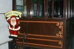 … the train headboard is on …