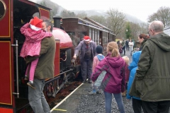 … where children of all ages are educated on the functions of a steam locomotive!