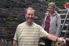 …Richard and Angela make a surprise visit …