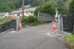 … and the posts on the other side of the line have been changed.