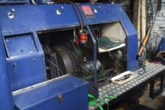 As if that was not enough to be going on with, at the end of the Engine Shed, No. 6 has been partially dismantled …