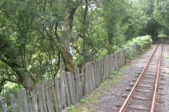 … along the line …