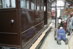 … so that carriage No. 23 can be swapped (carefully!) …