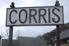 The Corris running-in board has been refurbished and erected ready for the new season.