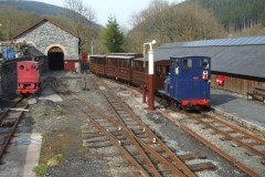 … to swop places with No. 11 and remove the carriages at the end of the day to the Carriage Shed.