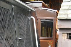 """… so that the locomotive wiring can be checked to ensure functionality with the carriages – and No. 11 says """"hello"""" to the carriages also for the first time!"""