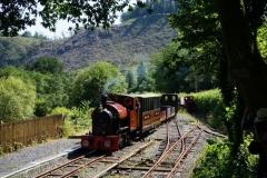 … to replicate a mixed train …
