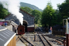 … while Bob and Jack have No. 7 in steam and coming off shed before 09.00 …