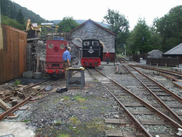 The Southern Extension - Rheilffordd Corris Railway