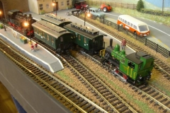 … a continental based layout …