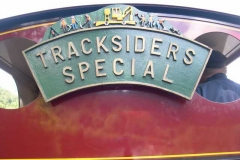 """A """"Special"""" is arranged to take the """"Tracksiders"""" back to Corris …"""
