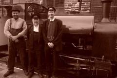 Victorian crew.