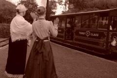 Victorian send off.