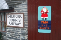 … as seen also on the Museum doors in Corris!