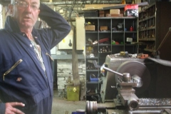 … which has Bob (in the Engine Shed) scratching his head!