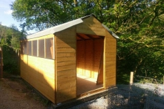 Or is it a sunhouse?