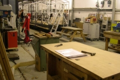 Nevertheless, the workshop area …