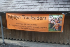 "The train returns with Talyllyn ""Tracksiders"" …"
