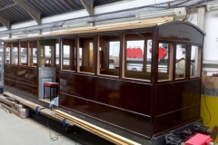 Carriage 23 not quite finished but WOW!