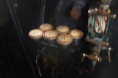 … and mince pies …