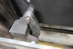 Thursday, 16.09.2021. At Keef's, brake blocks and hangers have now been fitted to the Falcon loco.
