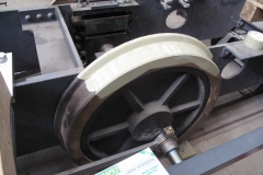 At Keef's - transferring the wheel profile to pattern(1)