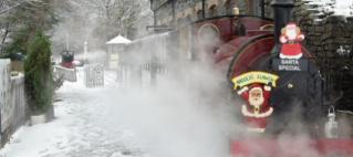 2018 Santa Train featured image