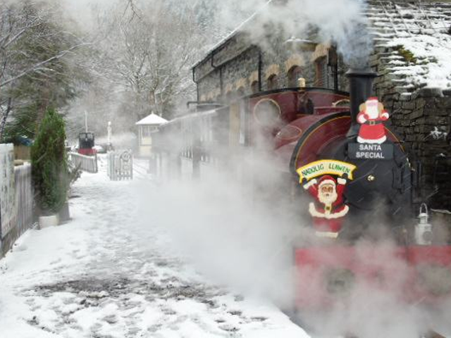 2018 Santa Train featured image