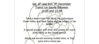 2018 Santa Trains