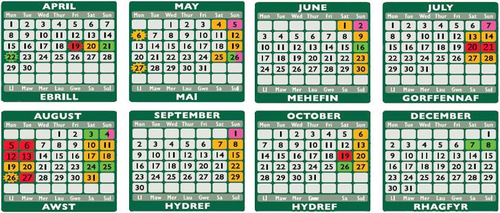 2019 Timetable 220819