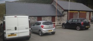 Corris Museum taken on 29th April 2018