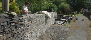 School Wall - 160818