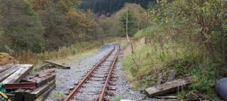 The current rail-head