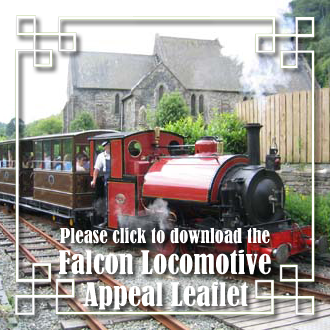 Falcon Locomotive Appeal Leaflet