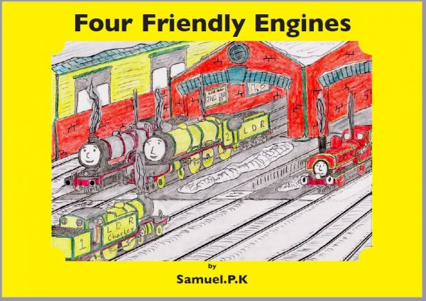 Four Friendly Engines