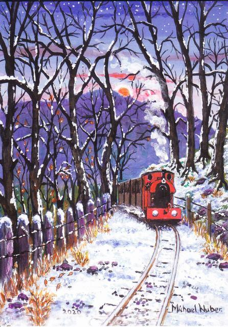 Christmas Card - Michael Huber
