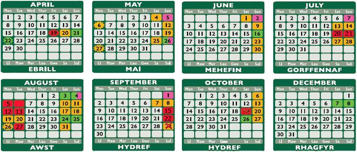 Timetable 181019